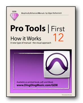 Pro Tools 12 110 Course Book - Avid Pro Audio Community